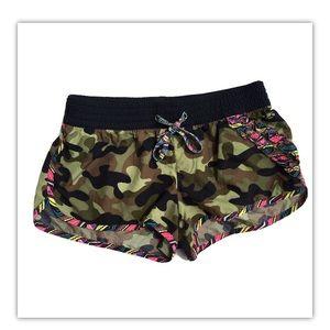 💥5/$25 OP Bright Trim Camo Shorts